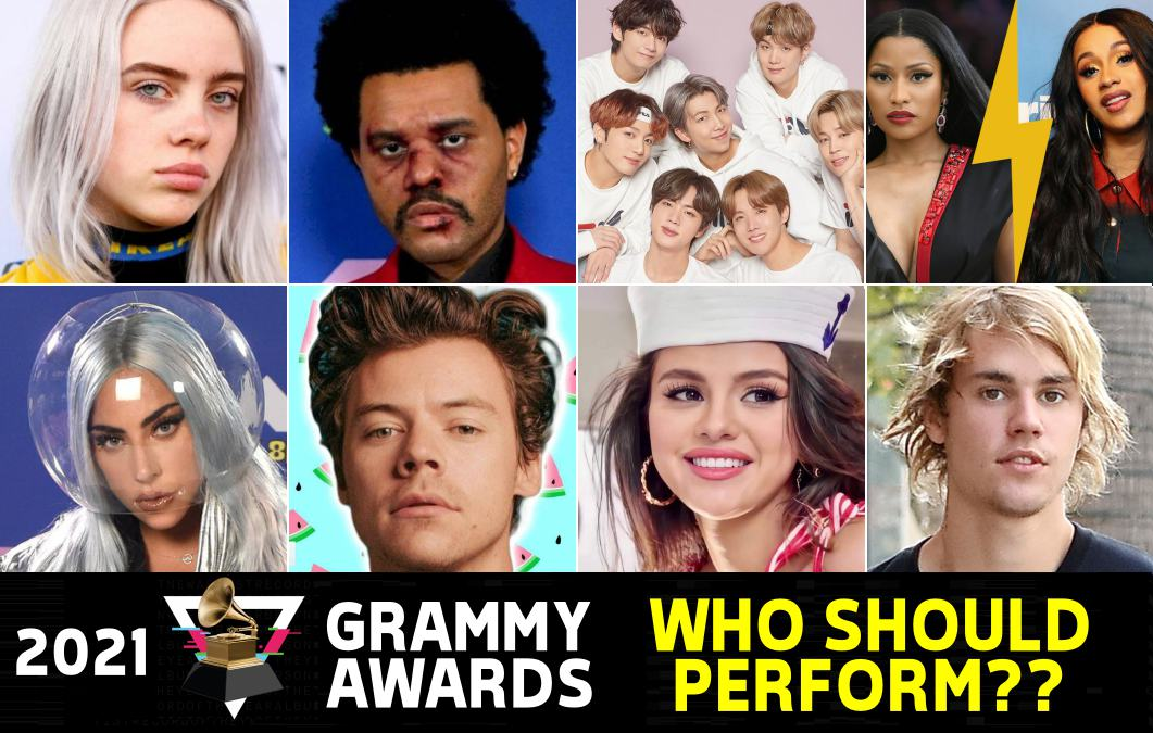 grammys 2021 who should perform vote now for your favorite artists group grammys 2021 who should perform vote