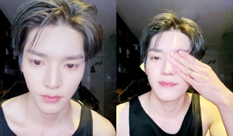Taeyong from NCT breaks down in tears as he reveals that was victim of bullying