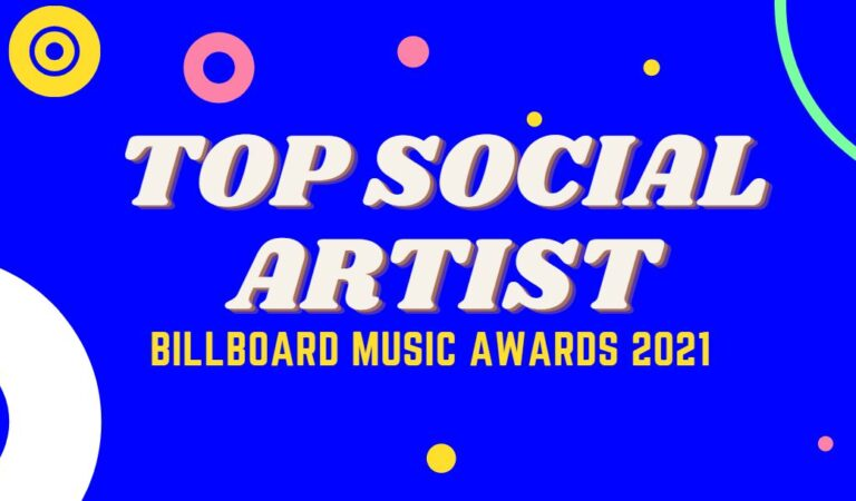 BBMAS Top Social Artist 2021 – Who Will Win this year?? (Let's predict the winner)