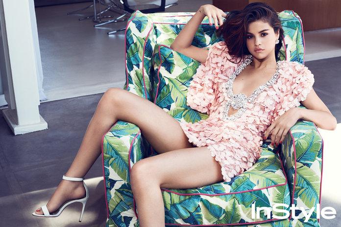 Selena Gomez habla sobre sus inseguridades, el lupus, The Weeknd y más para Instyle