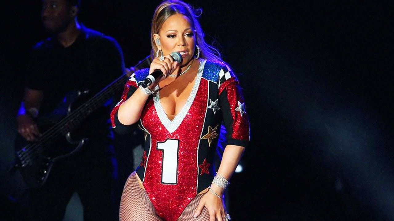 Mariah Carey es insultada por un paparazzi debido a su peso (VIDEO)