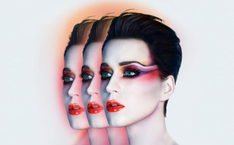 Katy Perry revela el título de su nuevo sencillo