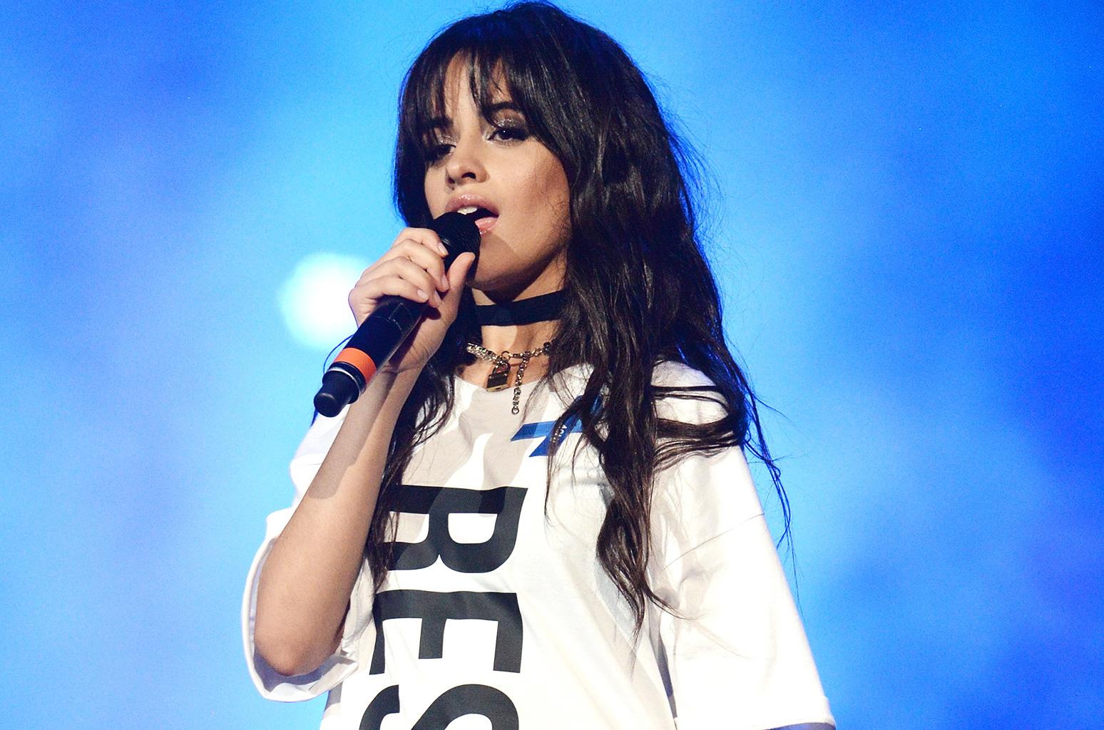 Camila Cabello habla de su tiempo en 5h