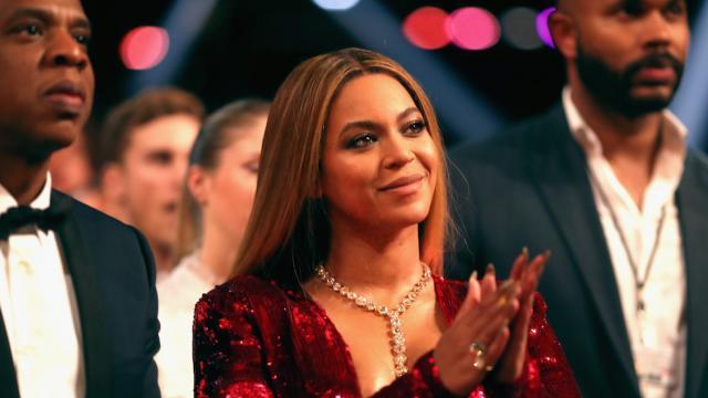 Beyoncé ayuda humanitaria