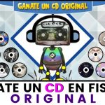 ganate un cd original con music mundial