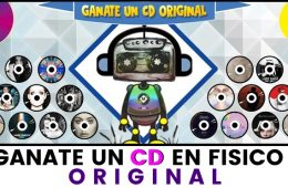 ganate un cd original con music mundial