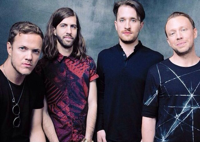 Imagine Dragons exitos