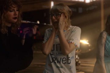 Taylor Swift lanza detrás de escenas de LWYMMD