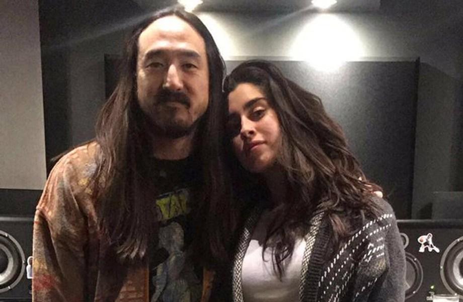 Steve Aoki lanzará single en colaboracion con Lauren