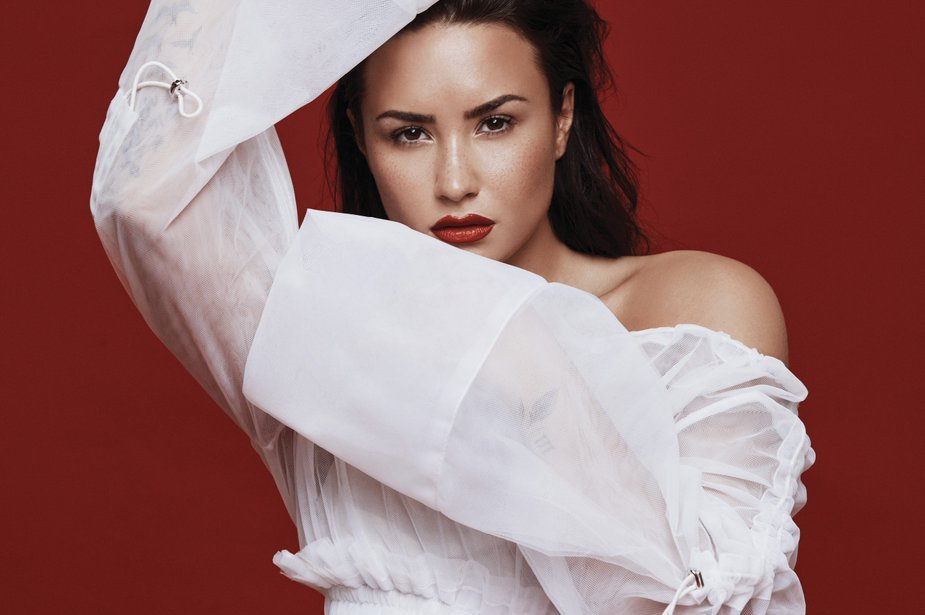 Demi Lovato entrevista Notion