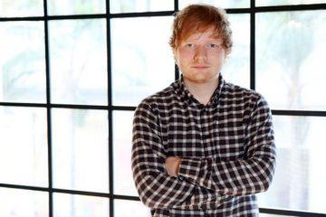 Ed Sheeran cancela futuros conciertos debido a su accidente