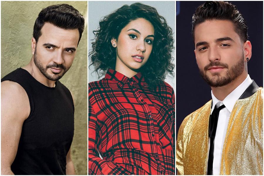 Artista confirmados para presentarse en los Latin GRAMMYs 2017