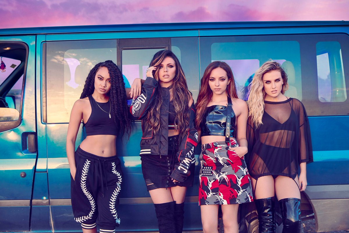 "Little Mix revela adelanto de la nueva canción ""Is Your Love Enough?"""