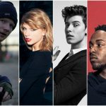 Nominados MTV EMAs 2017