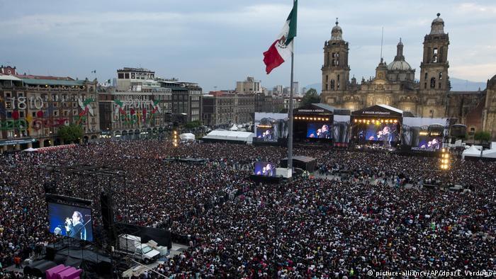 concierto mexico 2017