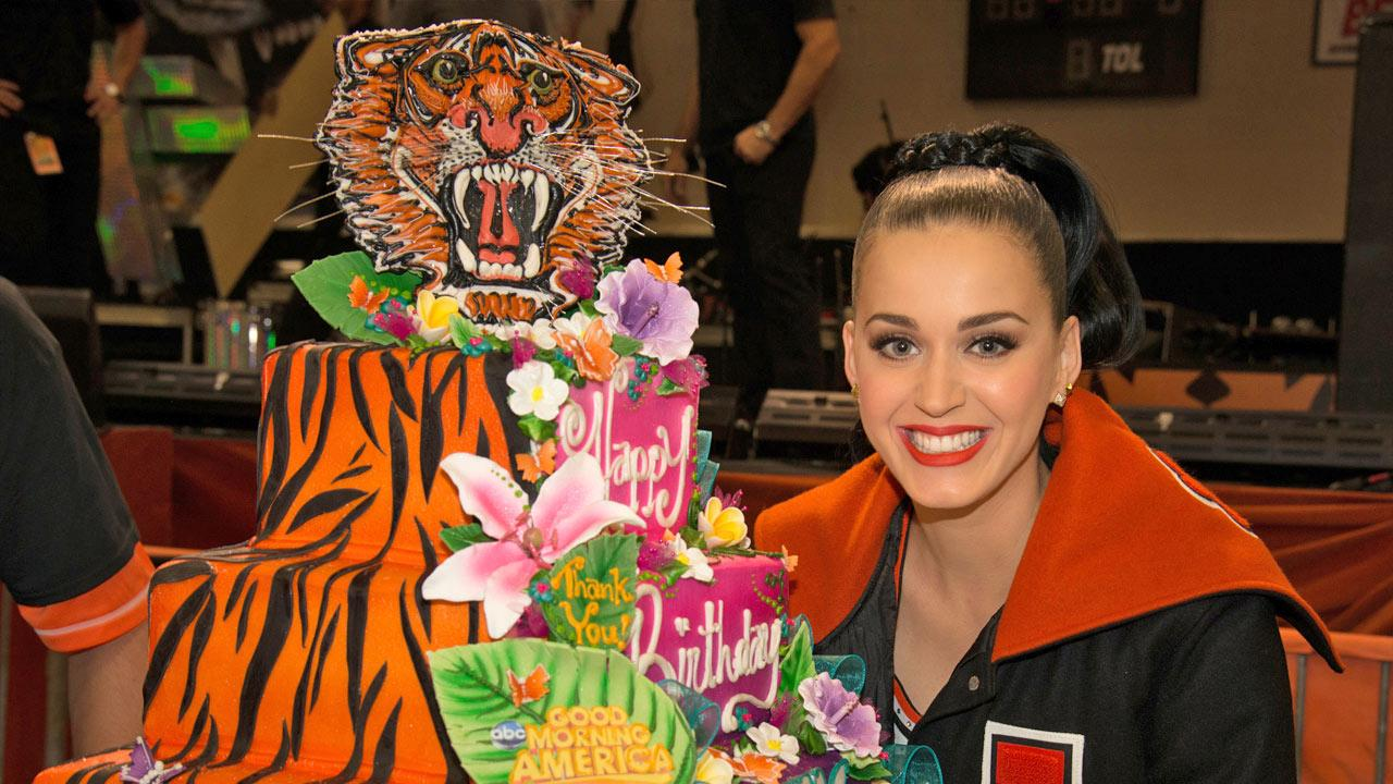 katy perry happy birthday