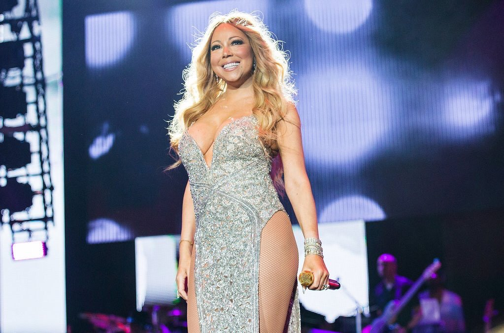 mariah carey 1# Tour