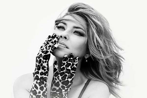 Escucha el Nuevo Álbum 'Now' de Shania Twain