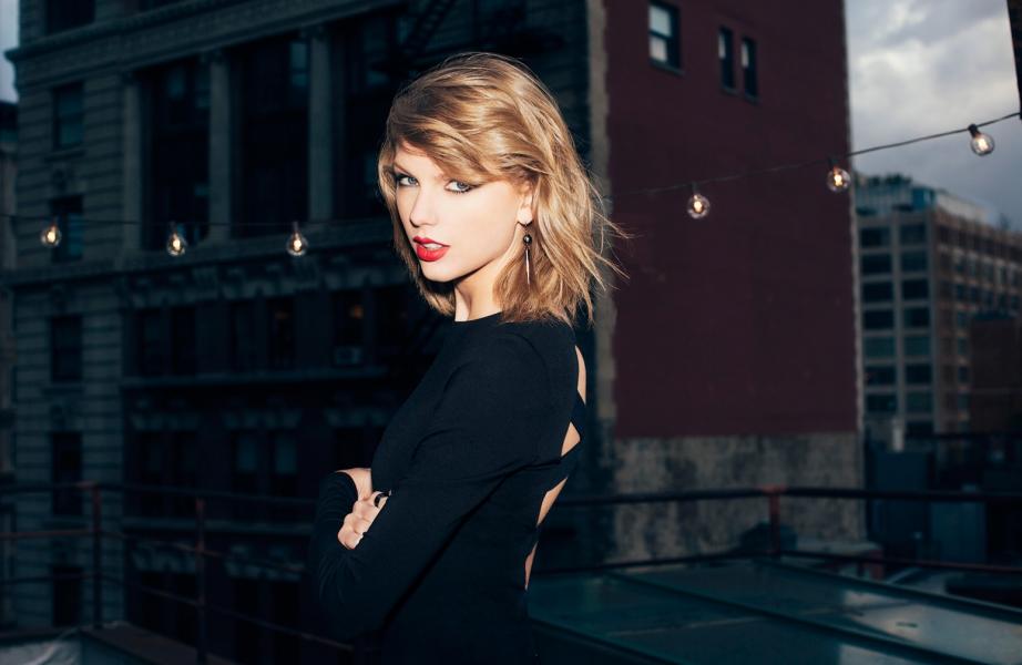 Taylor Swift realizó primera sesión secreta de Reputation en Londres