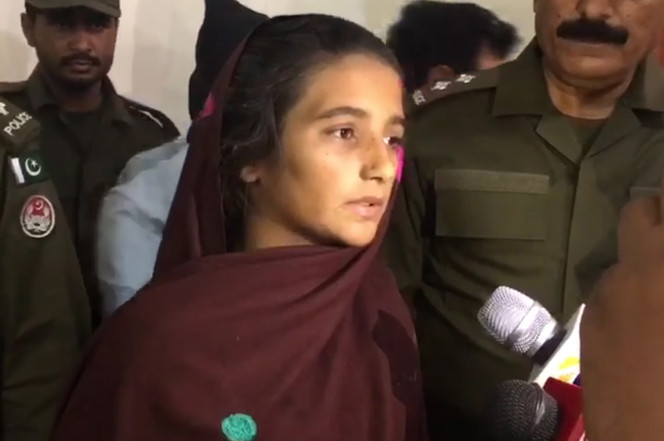 Mujer mata a 13 personas tratando de salir de matrimonio arreglado