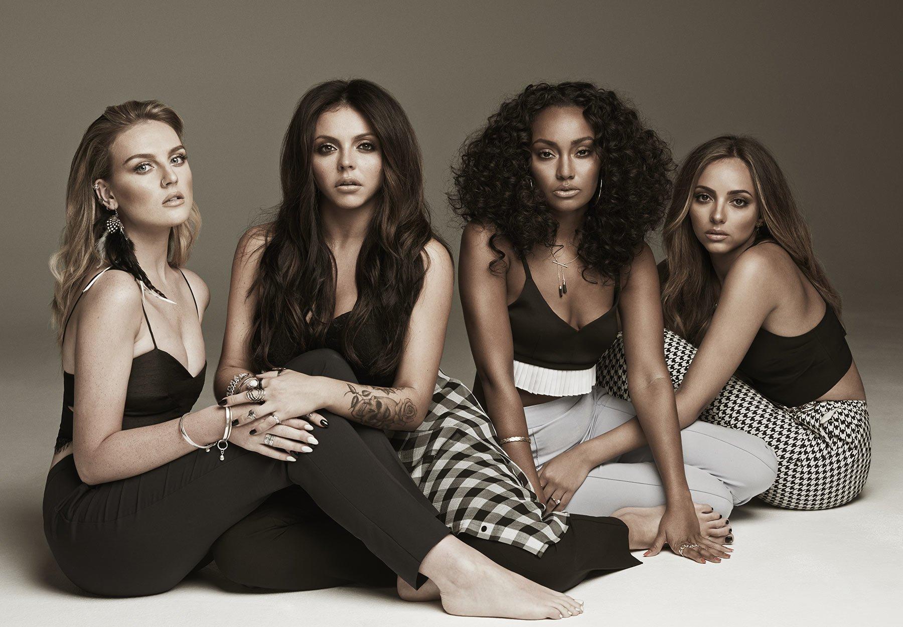 En show de Little Mix rinden tributo a los muertos del atentado en Manchester