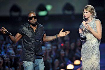 Fanáticos de Kanye West toman medidas en contra de Taylor Swift