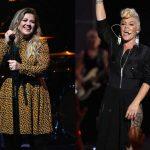 Kelly Clarkson y Pink abriran juntas los AMA 2017