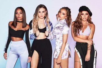 Little Mix revela detrás de escena de la sesión de fotos de 'Glory Days: Platinum Edition'