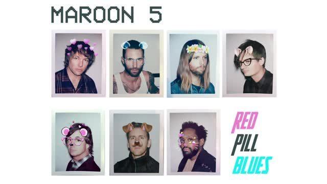 Maroon 5 explica la portada y el título del álbum 'Red Pill Blues'