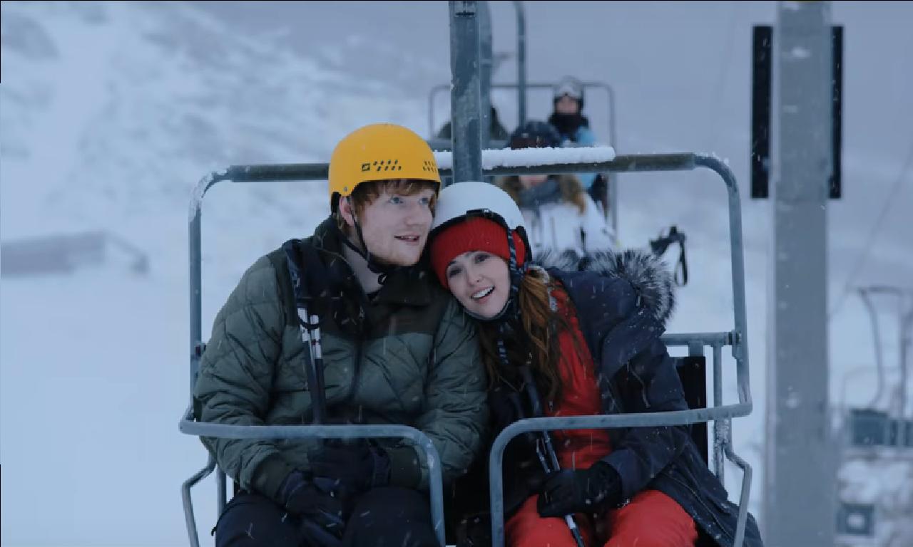 """Mira el vídeo musical de """"Perfect"""" por Ed Sheeran"""