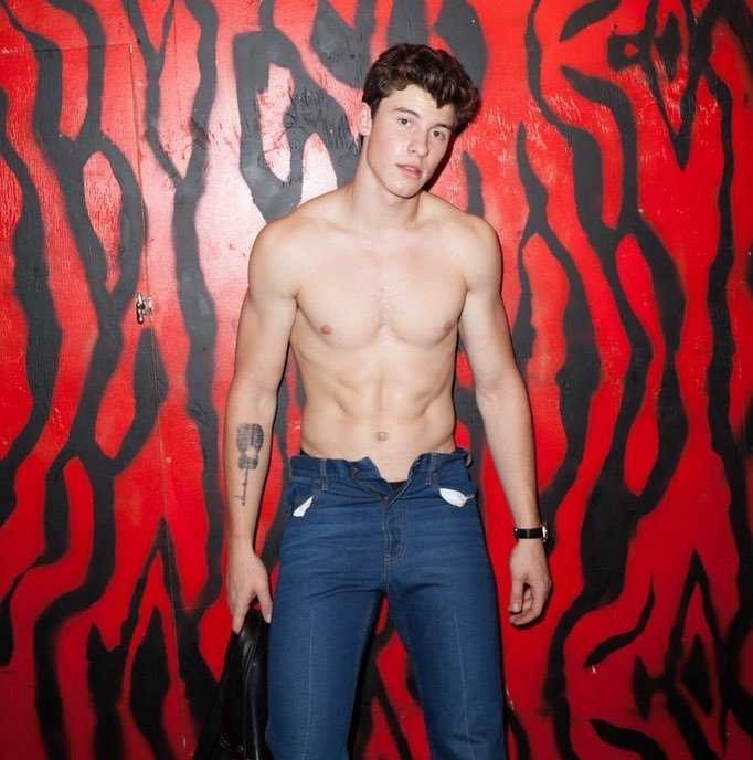Shawn Mendes Outtake Flaunt 1