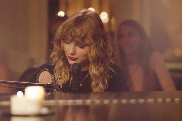 "Mira a Taylor Swift interpretar su nueva canción ""New Year's Day"""