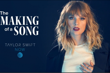 """Taylor Swift revela 'The Making of a Song' de """"Delicate"""""""