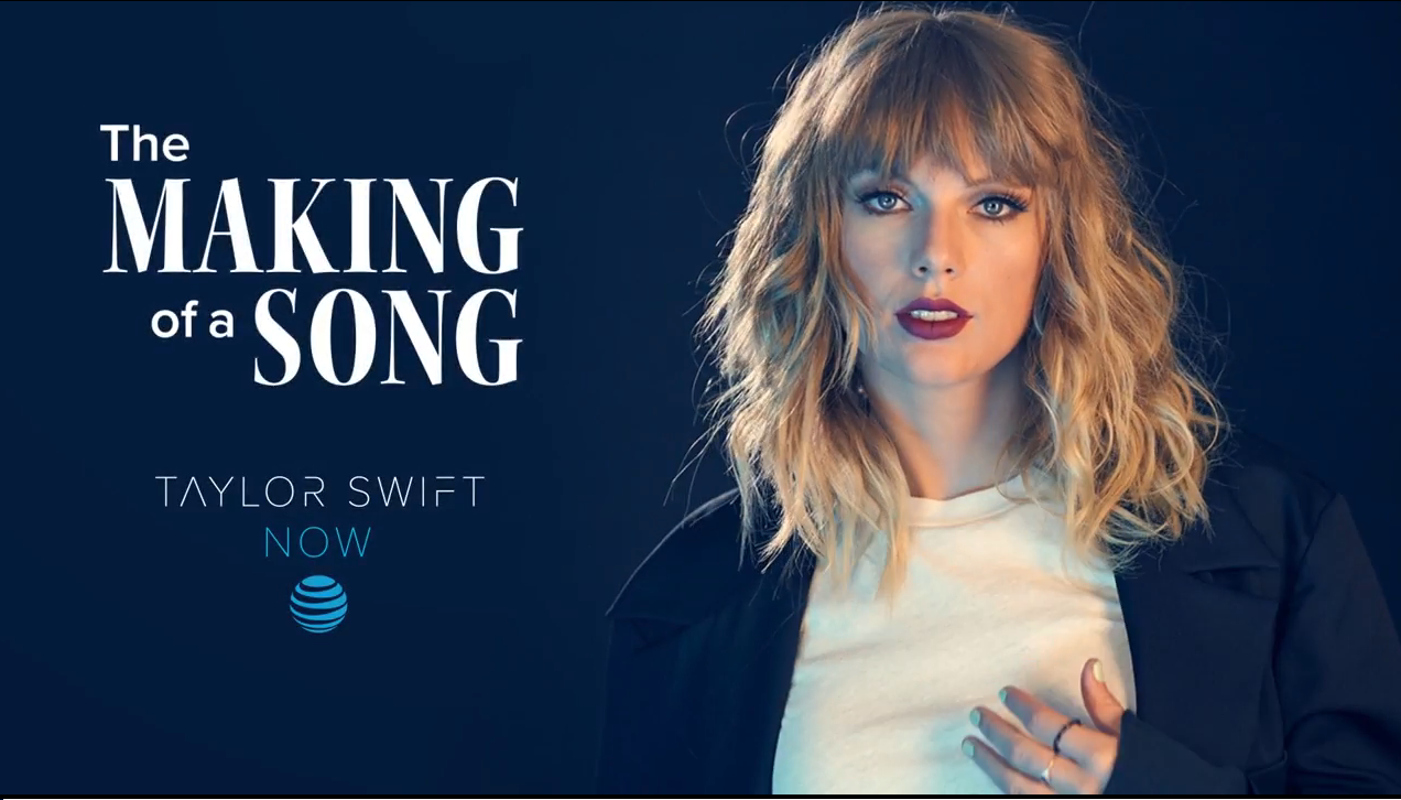 "Taylor Swift revela 'The Making of a Song' de ""Delicate"""