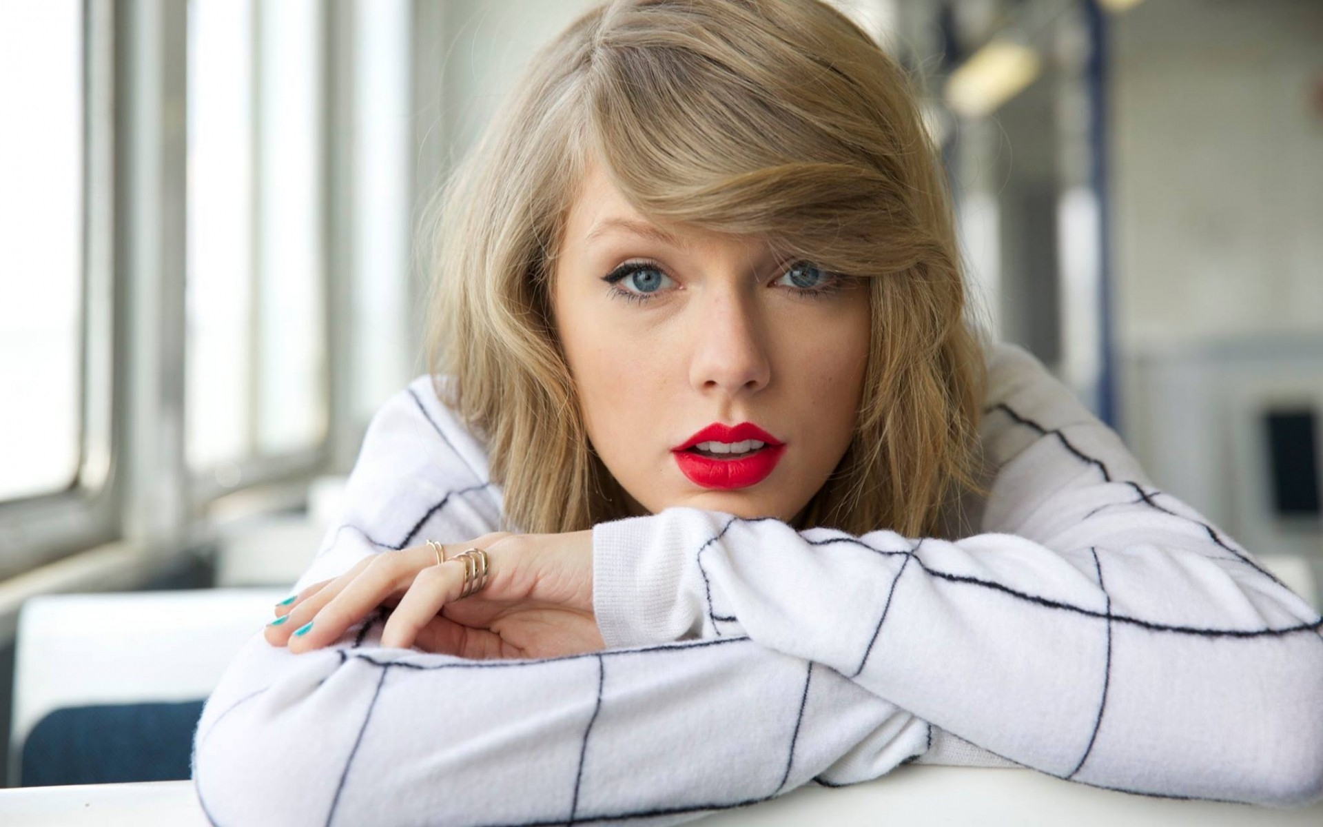 Taylor Swift compartió críticas de su álbum 'Reputation'