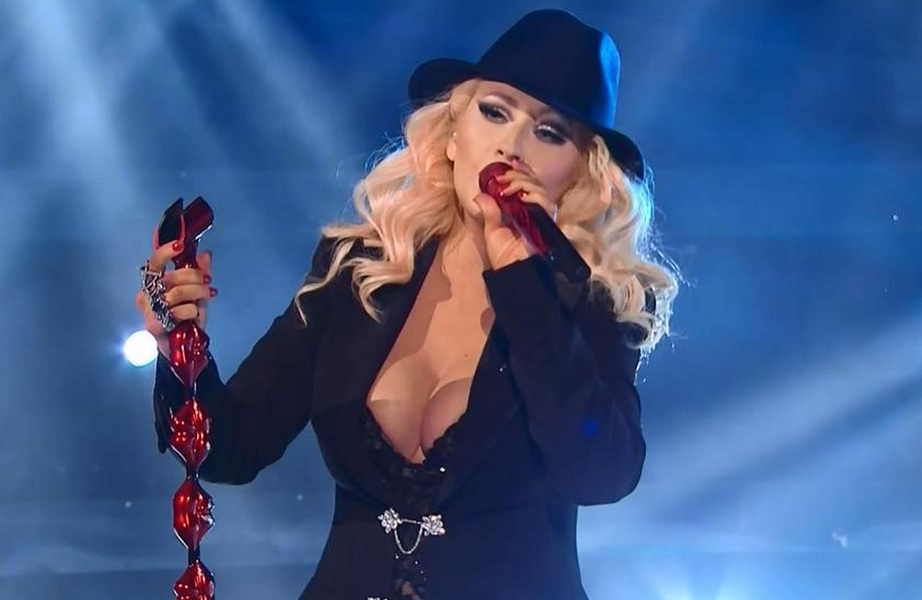Cristina Aguilera se prepara para homenajear a Whitney Houston