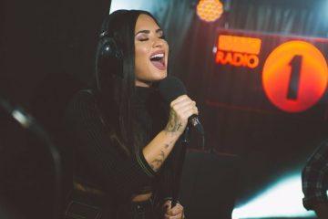 "Demi Lovato hizo un cover de ""Too Good At Goodbyes"" de Sam Smith"
