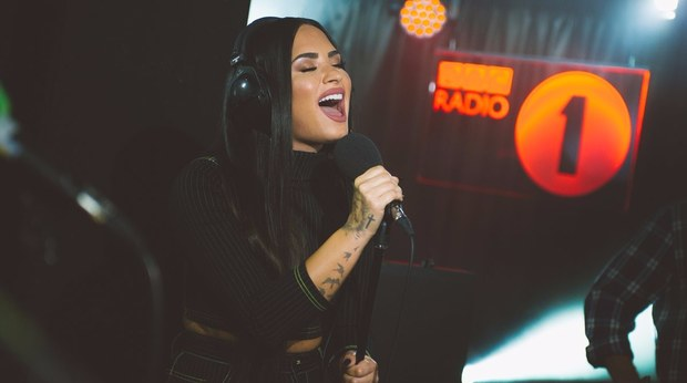 "Demi Lovato hizo un cover de ""Too Good At Goodbyes"" de Sam Smith"