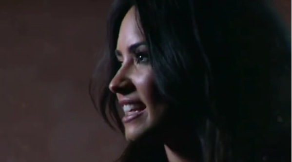 "Demi Lovato revela adelanto del vídeo de ""Tell Me You Love Me"""