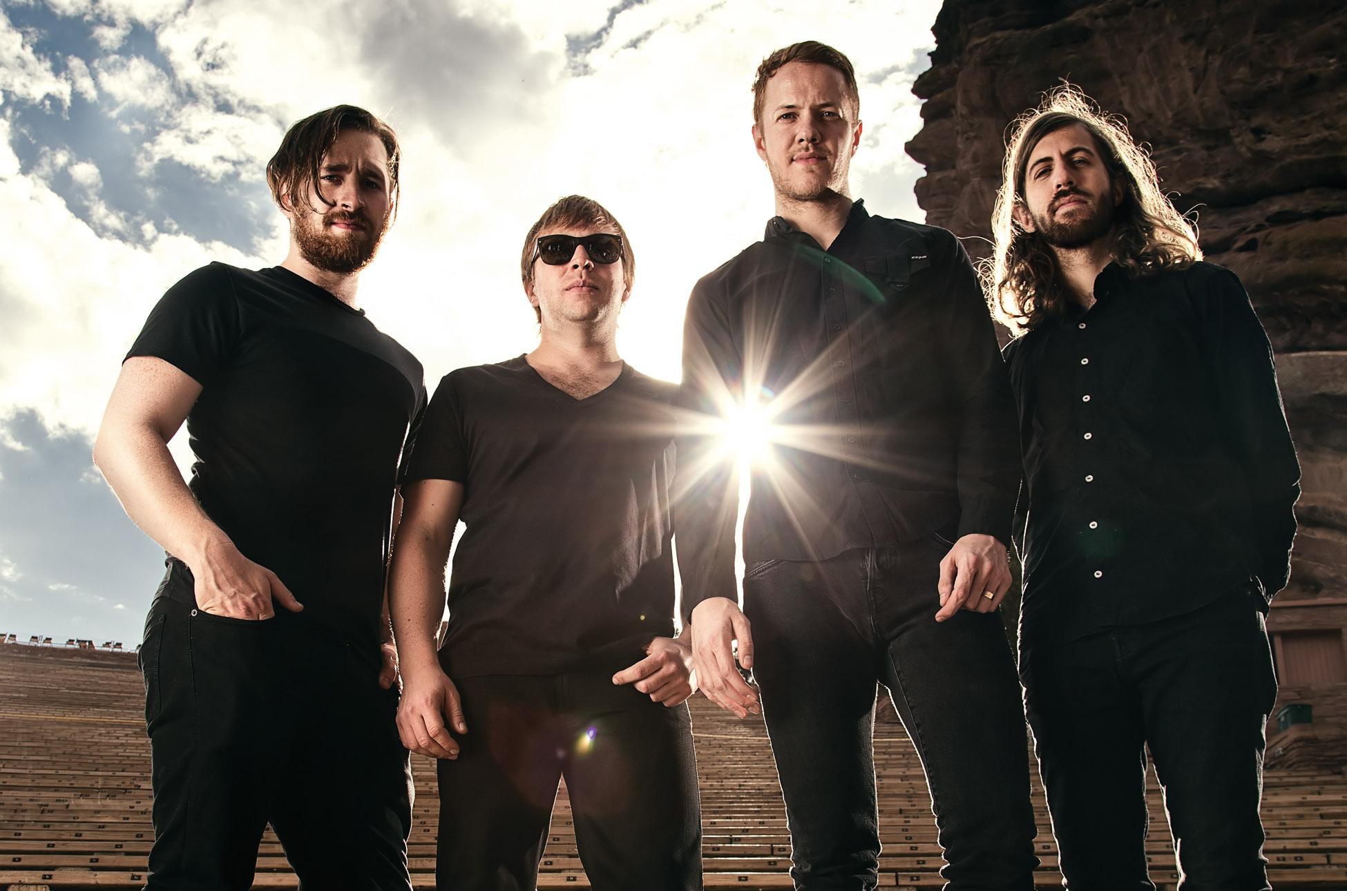 ¿Se acerca nueva música de Imagine Dragons?