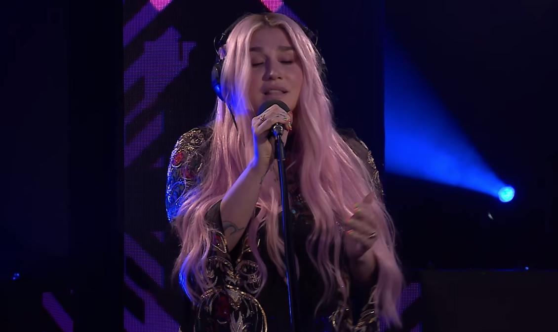 Kesha realizó cover de 'Silence' por Marshmello & Khalid