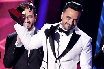 Los Ganadores de los Latin Grammy's 2017