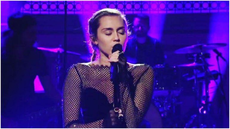 Miley Cyrus envía mensaje inspirador a sus seguidores