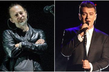 Fanáticos de Radiohead acusan a Sam Smith de plagio
