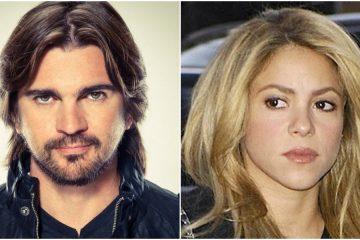 El seco mensaje de Shakira a Juanes que recorre las redes sociales
