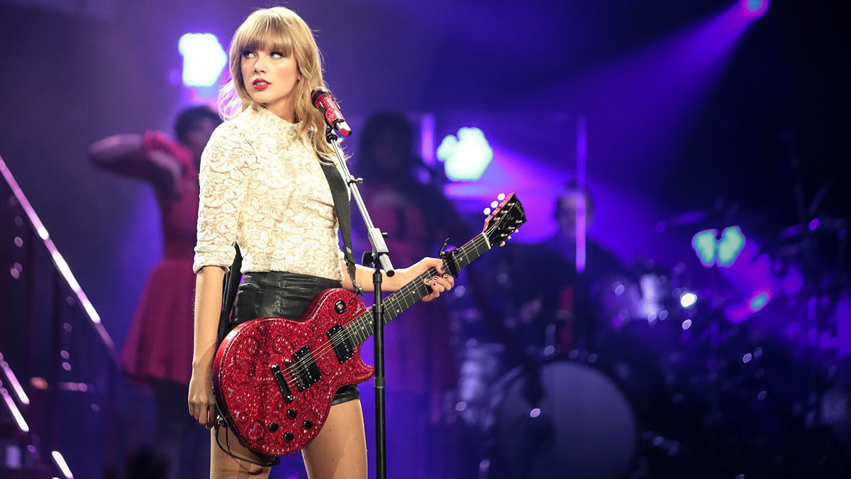Taylor Swift anuncio fechas de su gira en Norteamérica