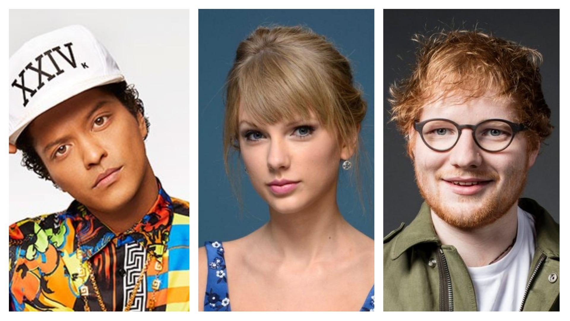 Los artistas con más semanas en la cima del Billboard Artists 100