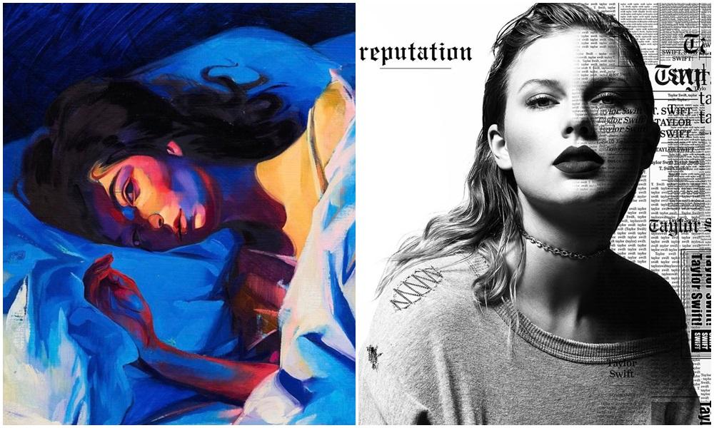 Billboard elige las mejores y las peores portadas de álbumes en 2017