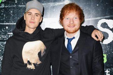 """Justin Bieber publicó vídeos bailando """"Perfect"""" de Ed Sheeran"""