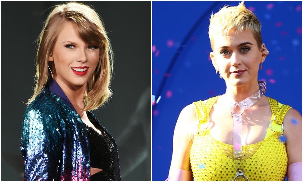 ¿Katy Perry estará en el nuevo vídeo de Taylor Swift?